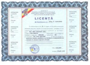 Licenta 1976